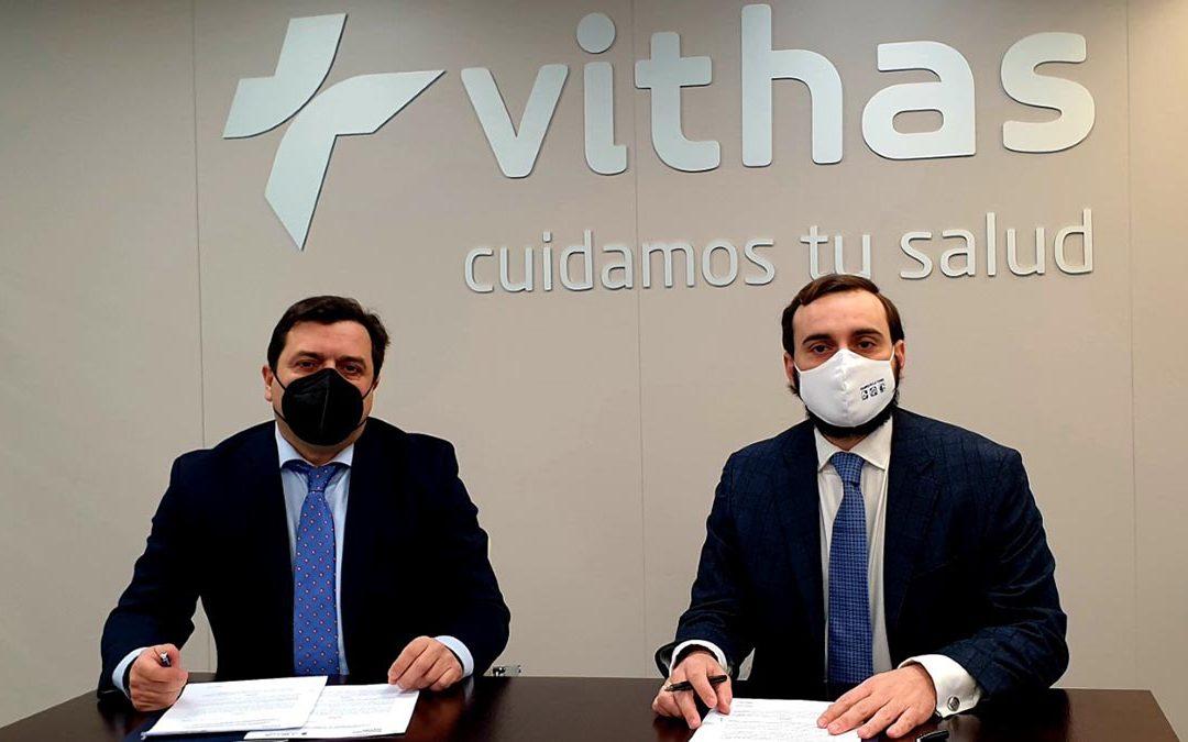 La Fundación Dr. Manuel de la Torre y la Fundación Vithas, unidas por la salud bucodental de quienes más lo necesitan